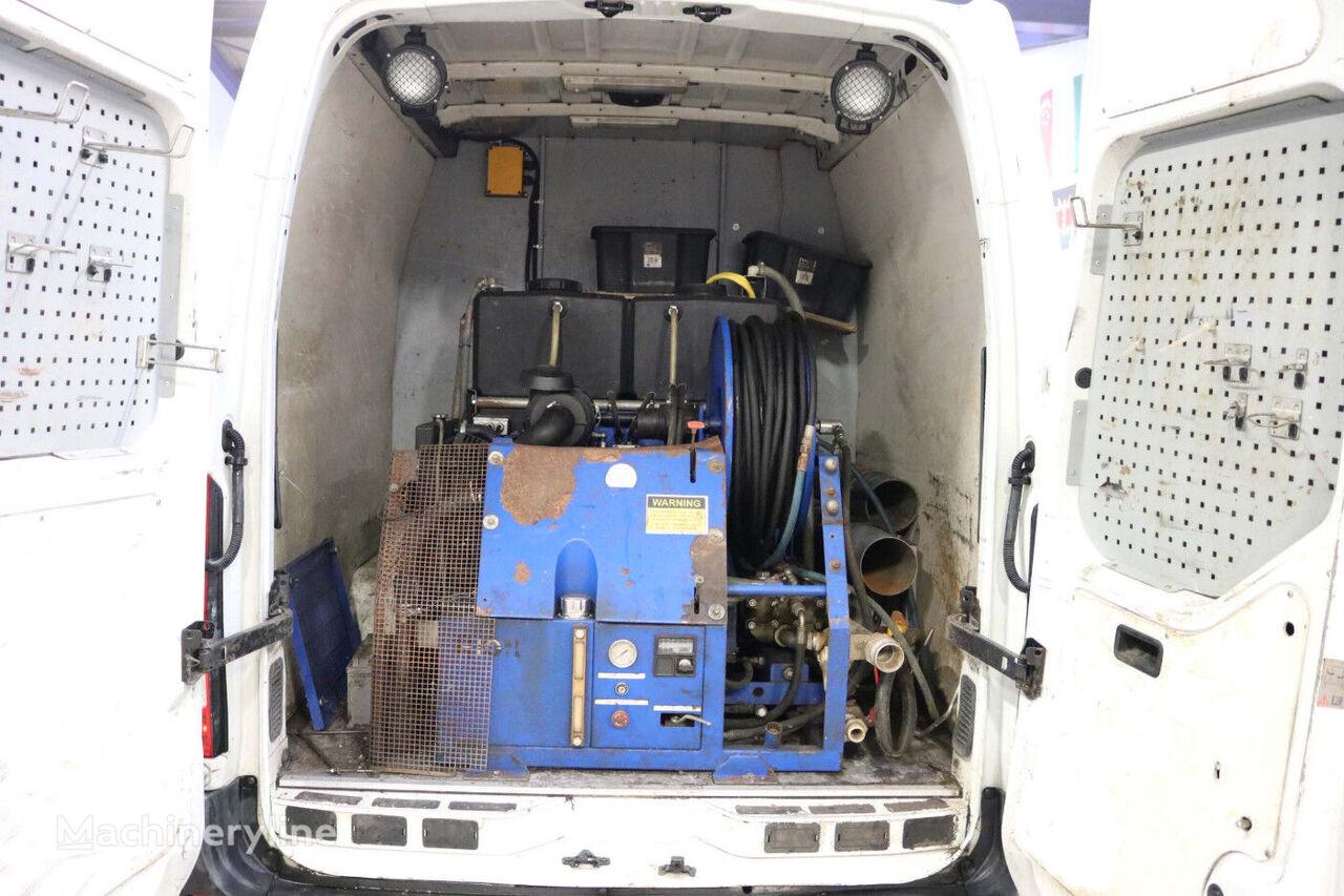 комбинированная каналоочистительная машина OPEL Movano