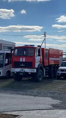 новая пожарная машина МАЗ Пожарная автоцистерна АЦ 70.0-10 на шасси МАЗ 6317F (6х6)