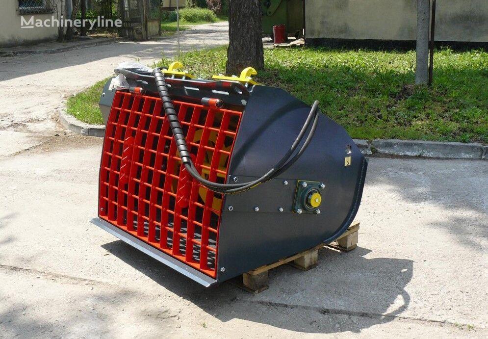 новый ковш смеситель mieszalnik , betoniarka,łyżka , mieszadło MT180