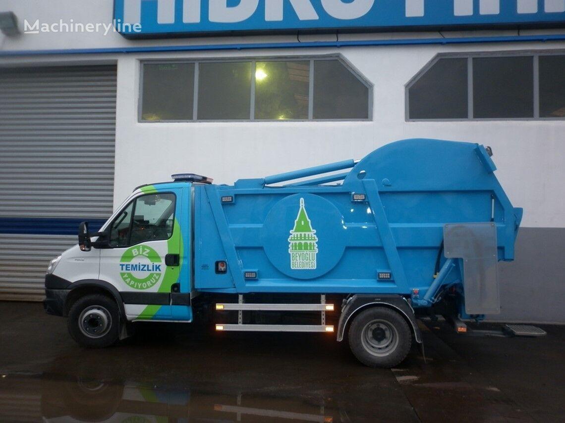 новый кузов мусоровоза HİDRO-MAK MONOBLOK