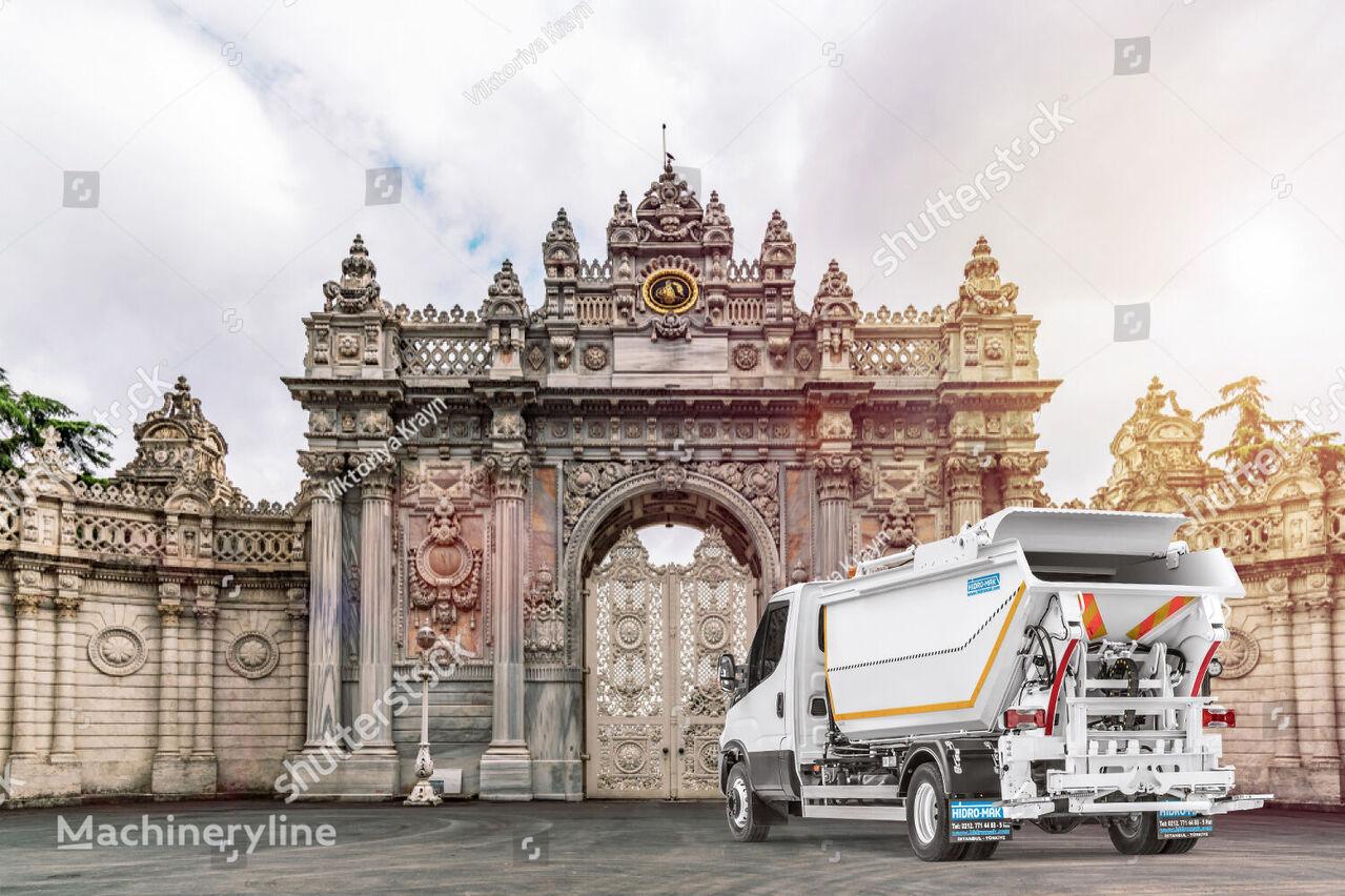 новый кузов мусоровоза HİDRO-MAK Maxi Damper
