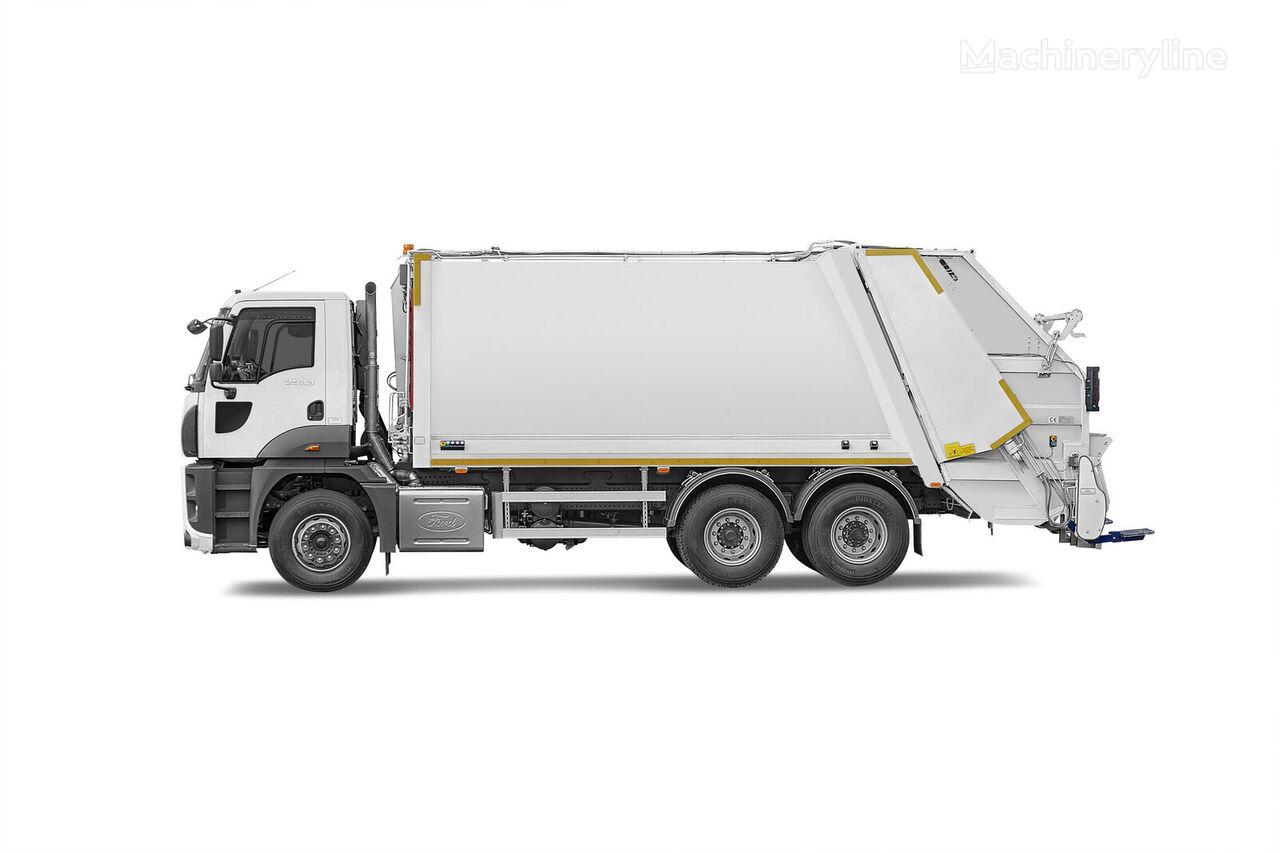 новый кузов мусоровоза HİDRO-MAK SCK-15