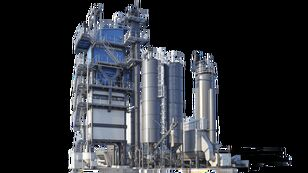 новый асфальтный завод BENNINGHOVEN TBA 2000