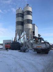 новый бетонный завод AZ-MACHINERY 160 M3/H