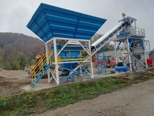 новый бетонный завод PROMAX Impianto di Betonaggio Compatto PROMAX C60-SNG-PLUS (60m³/h)