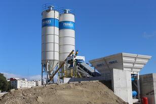 новый бетонный завод PROMAX Mobile Concrete Batching Plant  M100 TWN
