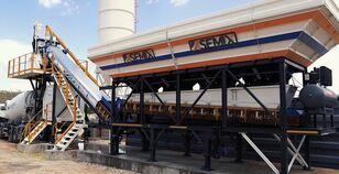 новый бетонный завод SEMIX  MOBILE CONCRETE BATCHING PLANTS 60m³/h