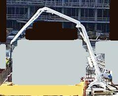 бетонораспределительная стрела BETONSTAR BSD 18 3R