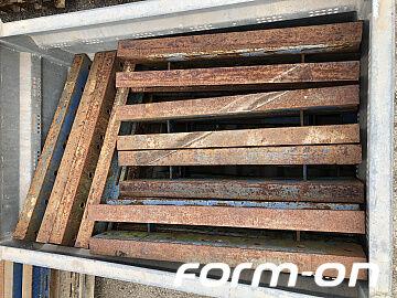 опалубка DOKA Stahlwandriegel WS10 Top50 0,75m