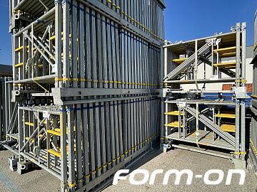 опалубка DOKA Staxo 100-Rahmen 1,20m