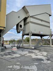 силос для цемента BENNINGHOVEN 300 t  Hot mix storage silo